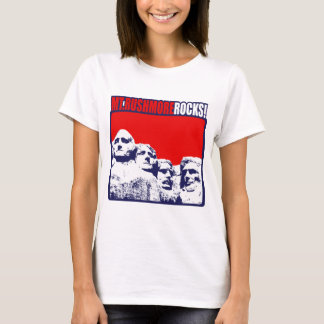 Mt. Rushmore Rocks! T-Shirt