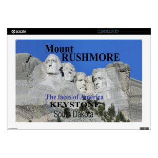 Mt. Rushmore Skin For Laptop