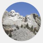 Mt Rushmore Sticker
