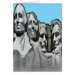 Mt Rushmore Tarjeta