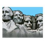 Mt Rushmore Tarjeta Postal