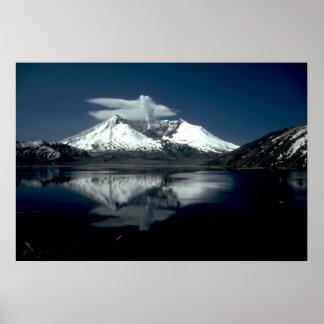 Mt. Saint Helens Poster