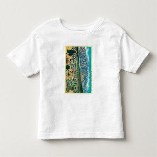 Mt. San Jacinto from Devil's Garden Toddler T-shirt