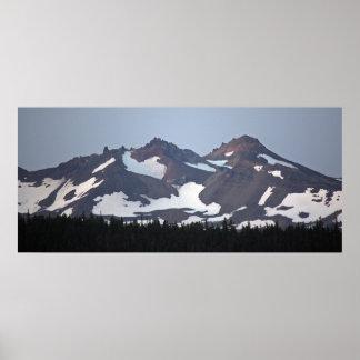 Mt Scott, Oregon Poster