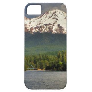MT SHASTA FROM LAKE SISKIYOU iPhone SE/5/5s CASE