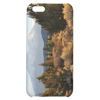 Mt. Shasta in the Fall iPhone 5C Cases