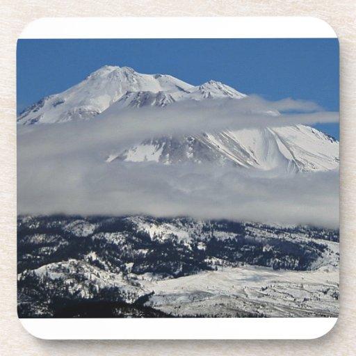 Mt. Shasta Posavasos De Bebidas