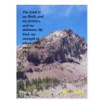 Mt Shasta Post Card