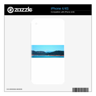 Mt Shasta Skins For iPhone 4S