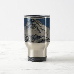 Mt. Shasta travel mug