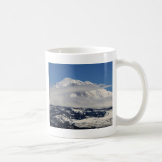 Mt. Shasta Winter Coffee Mug