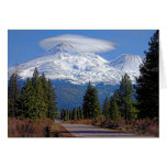 MT SHASTA WITH LENTICULAR GREETING CARDS