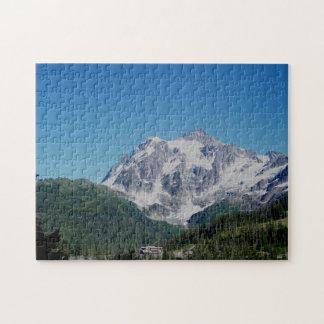 Mt Shuksan Jigsaw Puzzle