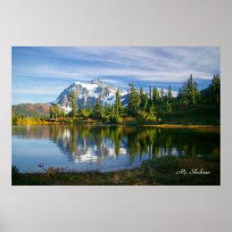 Mt. Shuksan print