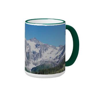 Mt. Shuksan Taza De Dos Colores