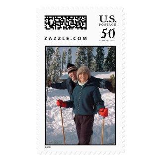 Mt. Spokane Postage