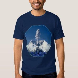 Mt St. Helen Volcano T-shirt