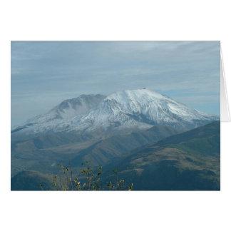 Mt St Helens Card