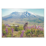 Mt. St. Helens Cloth Placemat