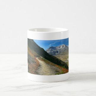 Mt. St. Helens Indian Paintbrush Coffee Mug
