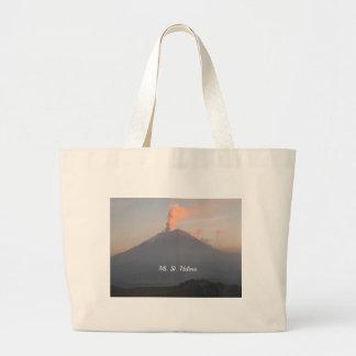 Mt. St. Helens Jumbo Tote Bag