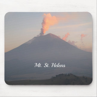 Mt St Helens Mouse Pad