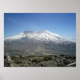 Mt. St Helens Impresiones