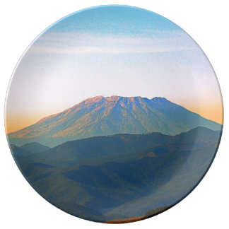 Mt.St. Helens Plate
