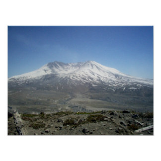 Mt. St. Helens Poster