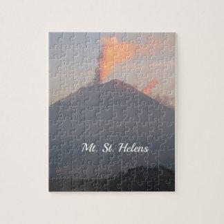 Mt. St Helens Puzzles Con Fotos