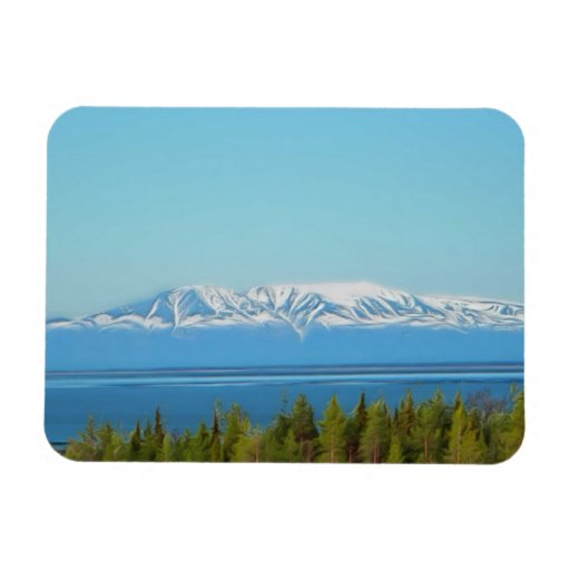 Mt. Susitna Iman Rectangular