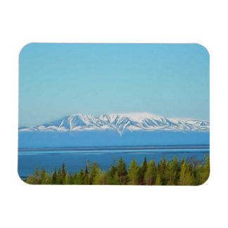 Mt. Susitna Iman Rectangular