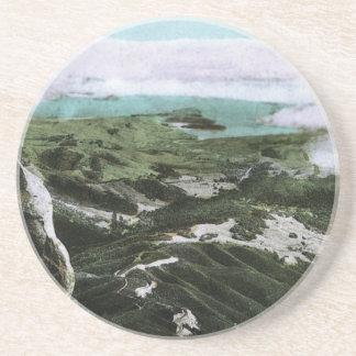 Mt Tamalpais Posavasos Manualidades