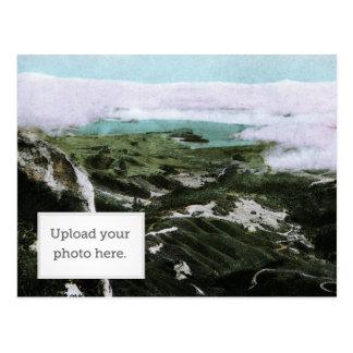 Mt. Tamalpais Postcard