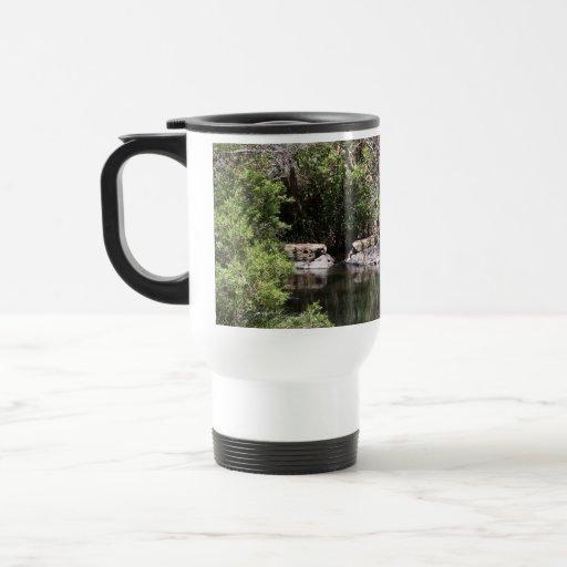 Mt Tamborine #3 Tazas De Café