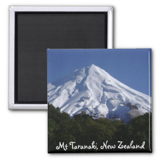 Mt Taranaki, imán de Nueva Zelanda