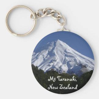 Mt Taranaki Keychain