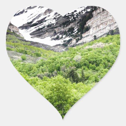 Mt Timp Pegatina