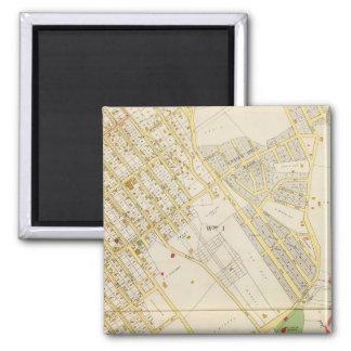Mt Vernon 1 2 Inch Square Magnet