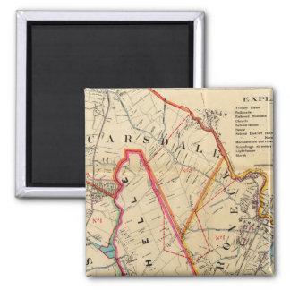 Mt. Vernon, E Chester, Pelham, New Rochelle, NY Magnet