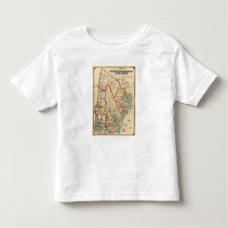 Mt. Vernon, E Chester, Pelham, New Rochelle, NY Toddler T-shirt