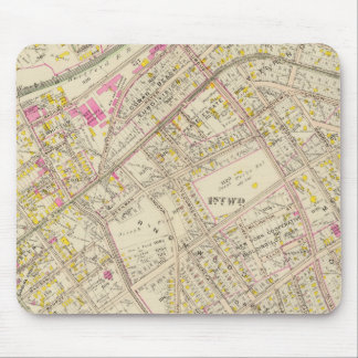 Mt Vernon wards 1, 3, 5, New York Mouse Pad