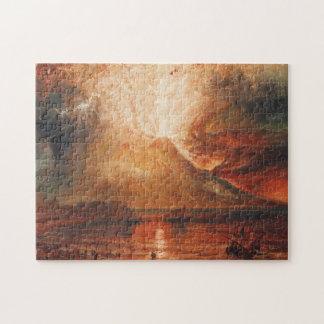 Mt. Vesuvius Puzzle