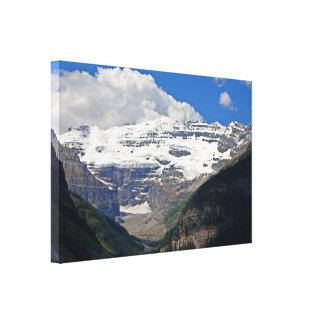 Mt. Victoria Wrapped Canvas