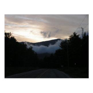 Mt. Washington at Sunrise Postcard
