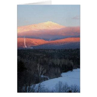 Mt Washington Card