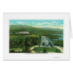 Mt Washington Hotel, Stickney Chapel View Card