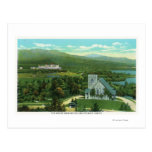 Mt Washington Hotel, Stickney Chapel View Postcard