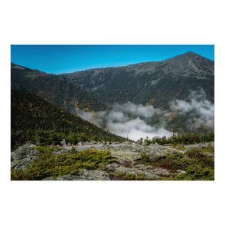Mt. Washington Mountainous Landscape Photographic Print