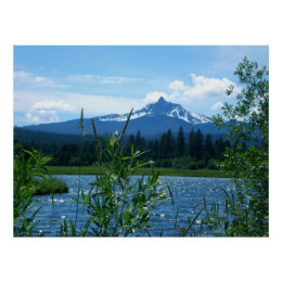 Mt. Washington print
